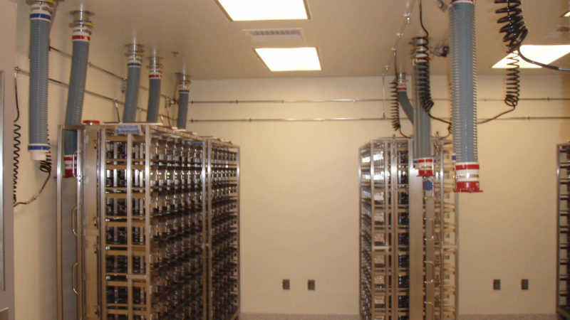 Ventilated Cage Racks
