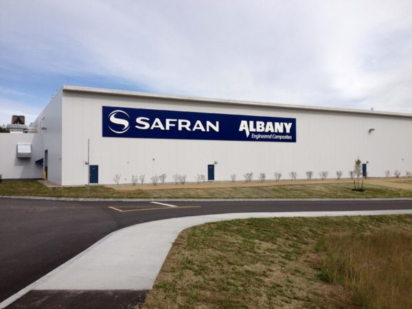 Safran USA, Aerospace Composites